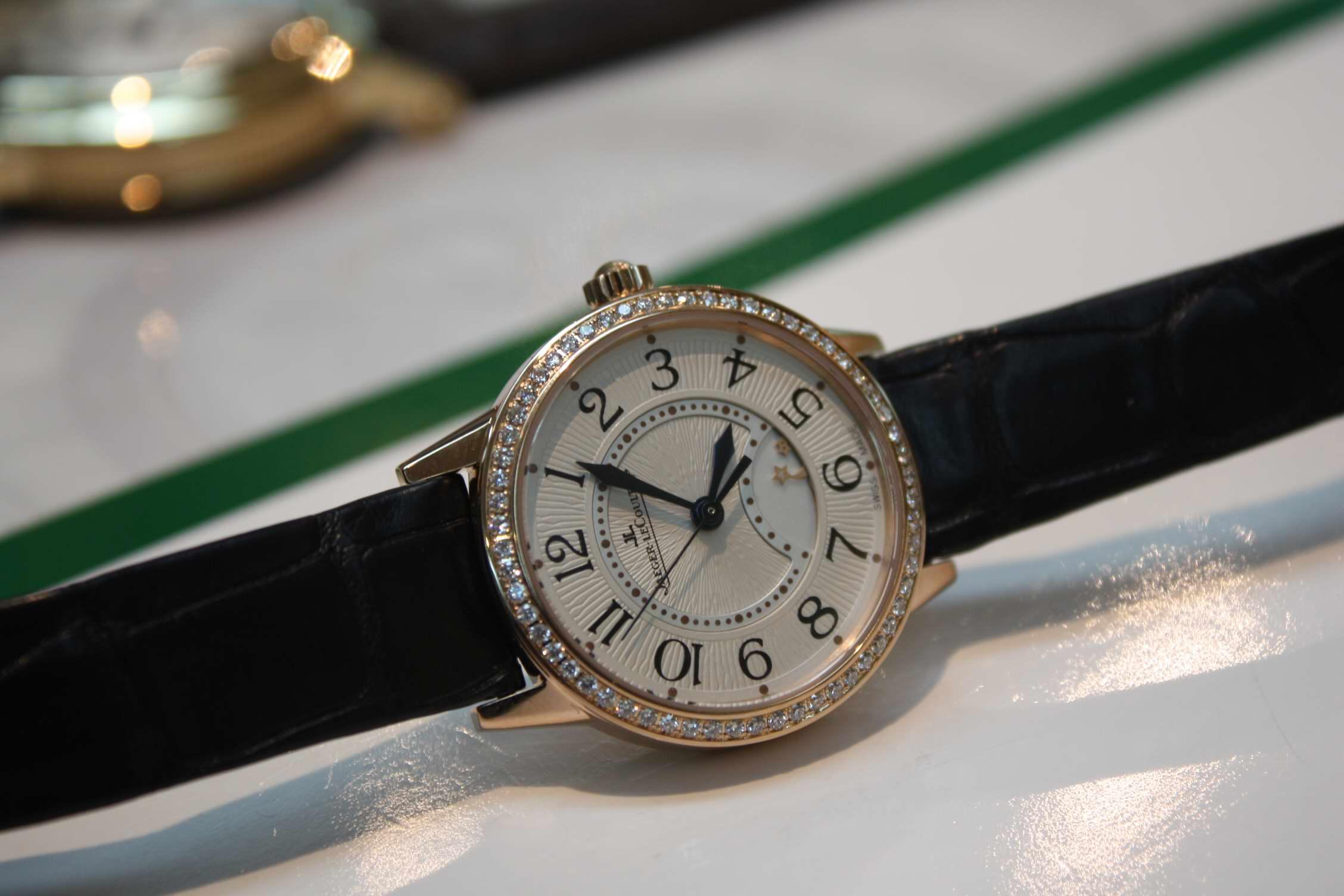 积家约会手表回收