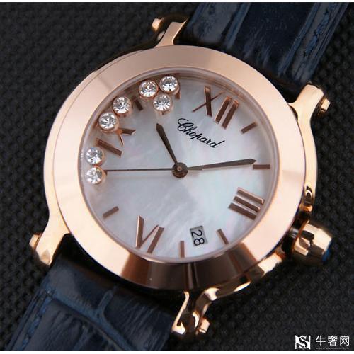二手肖邦手表回收