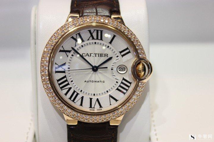 4万卡地亚手表回收保值吗?