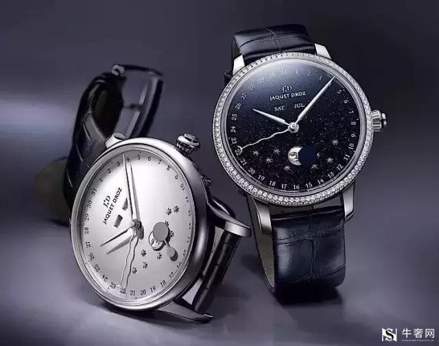 雅克德罗优雅8系列手表回收