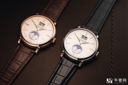 朗格SAXONIA OUTSIZE DATE腕表回收