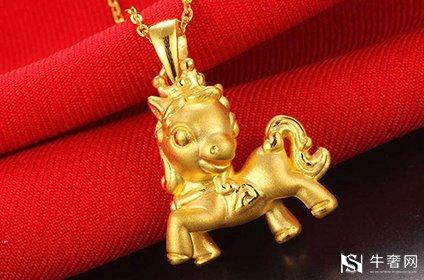 中国黄金首饰回收一克多少钱