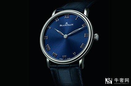 宝珀Villeret经典系列手表哪里回收