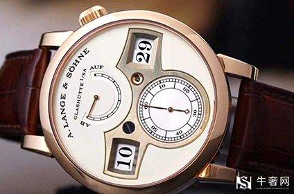 二手朗格猫头鹰系列机械手表能高价回收吗