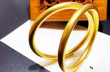 黄金回收古法金手镯容易磨损吗
