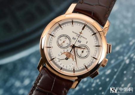 江诗丹顿手表回收有那些公司回收价格高