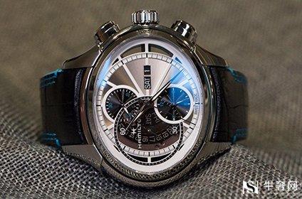 汉密尔顿爵士系列FACE 2 FACE II手表能回收