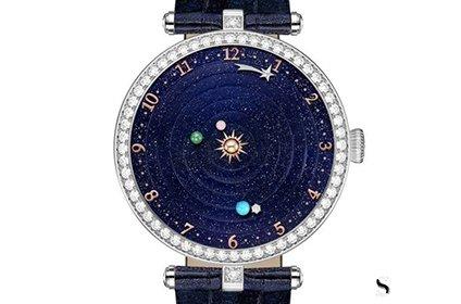 梵克雅宝手表在二手市场中回收价格怎么样