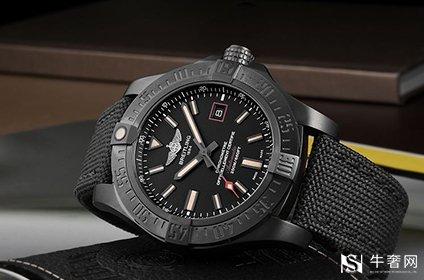 百年灵V17311101B1W1手表在哪回收价格高