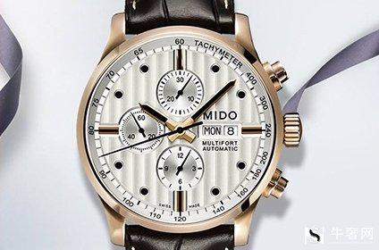 二手美度三眼金舵计时手表能回收吗