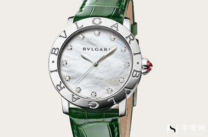 大牌子宝格丽手表回收多少钱