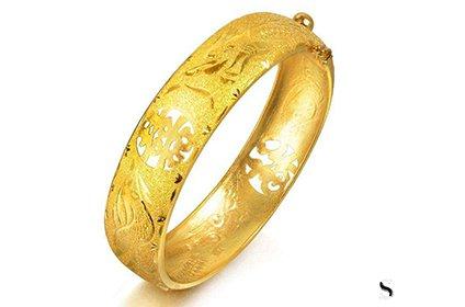 黄金回收一万买的金镯子能回收多少钱