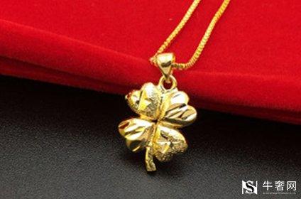 黄金回收金项链应该怎么清洗