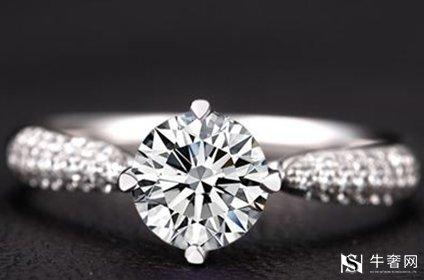回收钻石金至尊戒指多少钱