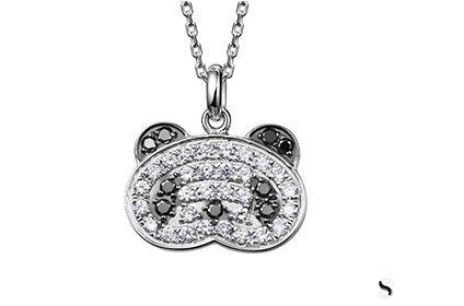 潮宏基熊猫系列钻石首饰回收多少钱