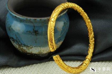 金大福黄金首饰回收价格每克多少
