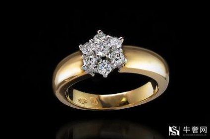 中国黄金钻石戒指回收价格怎么样