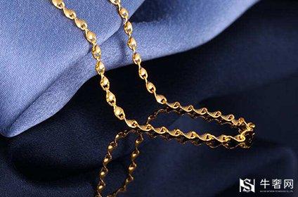 黄金回收黄金项链佩戴多少克更适合