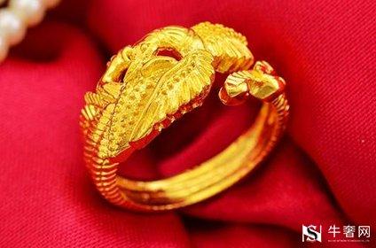 黄金回收男女款黄金戒指价格怎么查询