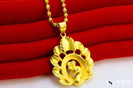黄金首饰回收多少钱一克