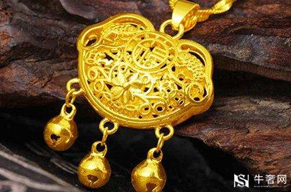 黄金回收特别亮的黄金首饰吗