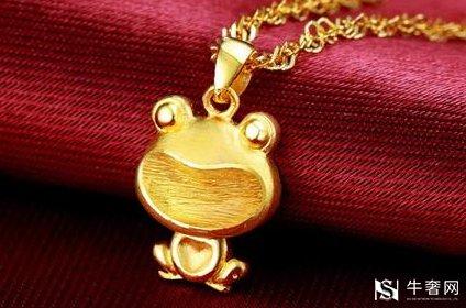 黄金回收价格黄金首饰为什么有暗亮之分