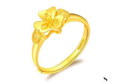 黄金戒指如若拿去回收变现能值多少钱