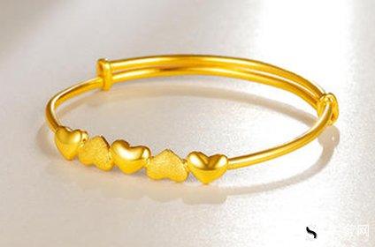 周大生的黄金首饰在回收时有着怎样的流程