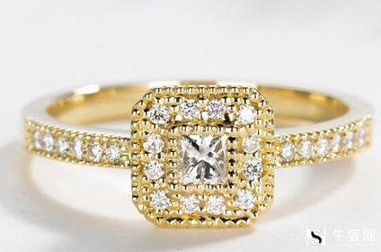 黄金钻戒回收价格一般多少钱