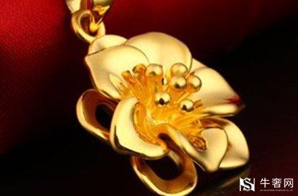 黄金回收黄金制品含金量的意思
