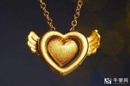 梦金园项链黄金回收多少钱一克