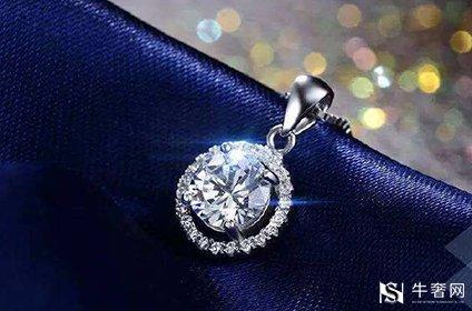 钻石镶嵌吊坠回收多少钱