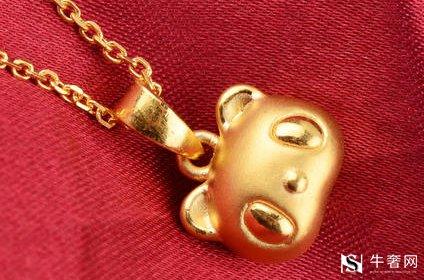黄金首饰回收价格每克多少钱