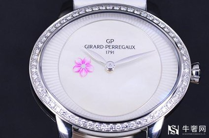 瑞士芝柏梅花图腾手表回收价格多少