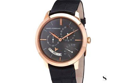 二手芝柏18k玫瑰金手表回收价格多少