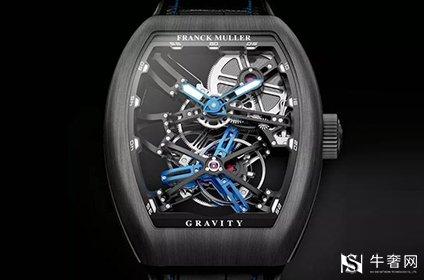 法穆兰Vanguard Gravity手表回收多少钱