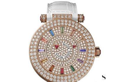 法穆兰圆盘形手表回收价格高吗