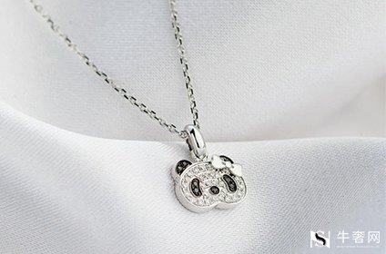 潮宏基熊猫系列钻石首饰回收好吗