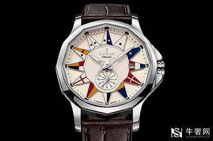 昆仑Admiral Legend 42手表回收一般多少钱