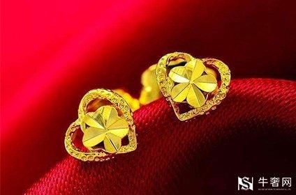 黄金回收如何选择适合自己的黄金耳饰
