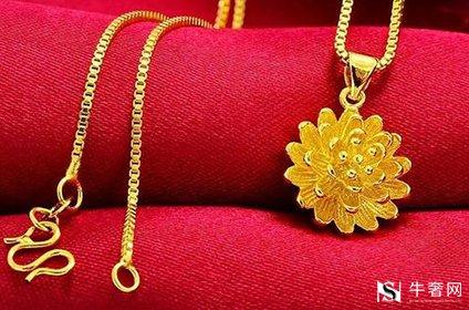 黄金首饰的含金量相同那么回收价格吗