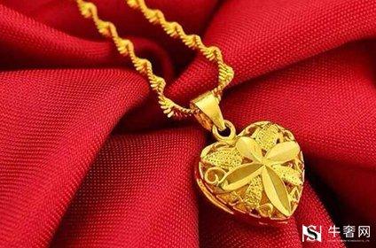 黄金回收二十几岁的女生戴黄金首饰适合吗