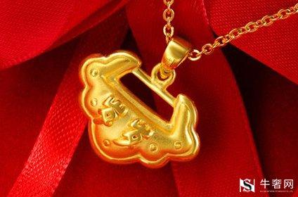 黄金首饰吊坠在黄金回收值多少钱