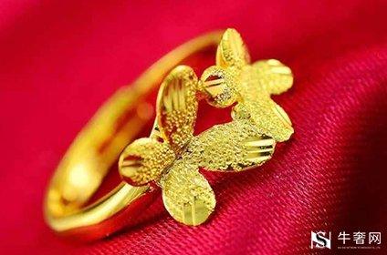 黄金戒指如若拿去回收能值多少钱