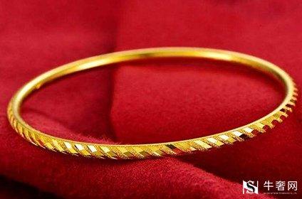现在黄金回收的价格还是看黄金首饰的纯度