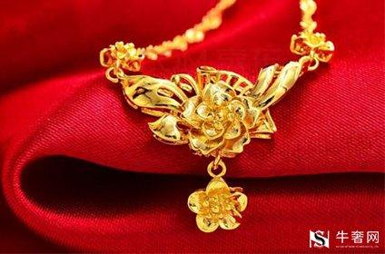 在黄金回收中黄金首饰是按克买好还是一口价好