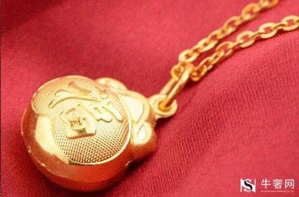 回收一般人佩戴多少克的黄金项链比较合适