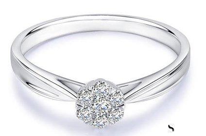 钻石回收钻戒戒托用铂金好还是18K金好