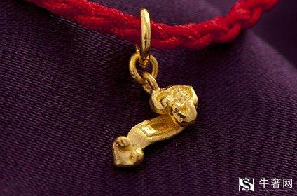 回收黄金首饰怎么看黄金成色