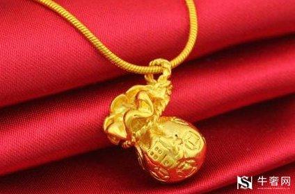 今日周大福黄金首饰回收价格是多少
